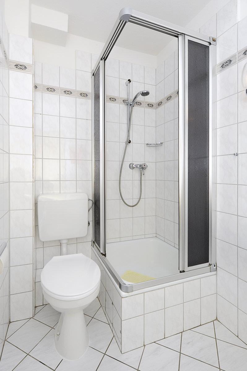 Dusche im badezimmer for Badezimmer dusche