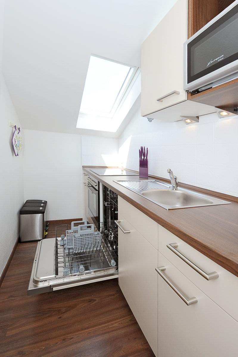 Büro Küche Mit Spülmaschine : k che mit sp lmaschine ~ Markanthonyermac.com Haus und Dekorationen