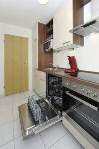 Ferienwohnung mit eigener Küche